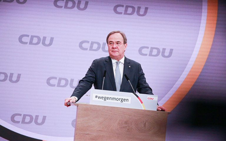 Γερμανία: Ψήφισαν Λάσετ, θέλουν Ζέντερ