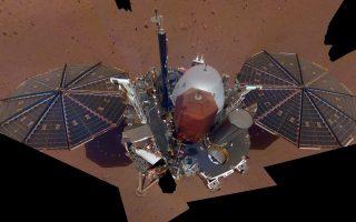Φωτ. NASA/ ΑΠΕ-ΜΠΕ