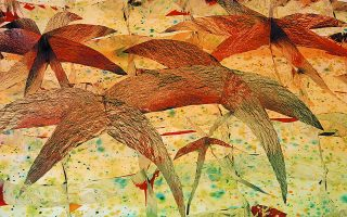Eργο του Νεοζηλανδού εικαστικού καλλιτέχνη Μπόιντ Γουέμπ, ο οποίος εκθέτει από τις 4 Φεβρουαρίου έως τις 13 Μαρτίου (Τρ. - Παρ. 10.30-18.30, Σάβ. 12.00-16.00) στην γκαλερί Bernier/Eliades Athens. Επταχάλκου 11, Αθήνα.