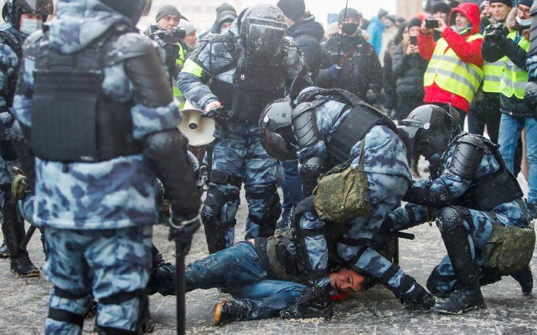 Έντονη αντιπαράθεση Μόσχας-Ουάσιγκτον για τον Ναβάλνι