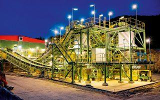Από το 2012 η Eldorado Gold υλοποιεί μία από τις μεγαλύτερες άμεσες ξένες επενδύσεις στην Ελλάδα, ύψους  1,2 δισ. δολαρίων.