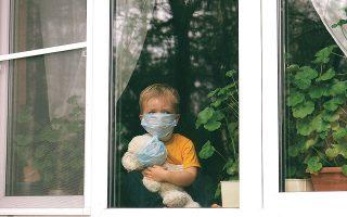 Mία άλλη υγειονομική κρίση εξελίσσεται τη χρονιά της πανδημίας. Πρόκειται για την κρίση της ψυχικής υγείας των παιδιών, που γεμίζει ανησυχία γονείς και εκπαιδευτικούς (φωτ. Shutterstock).