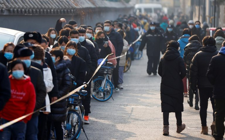 Με το δεύτερο κύμα παλεύει πλέον και η Κίνα