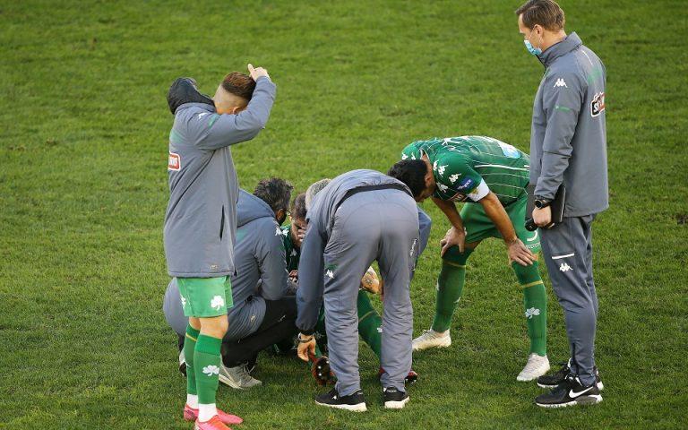 «Πράσινος ασθενής», 0-0 με τον Αστέρα