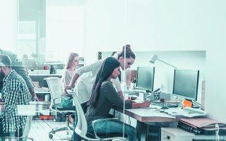 Σταδιακά οι επιχειρήσεις θα πρέπει να περάσουν από τις παθητικές στις ενεργητικές πολιτικές στήριξης της απασχόλησης.