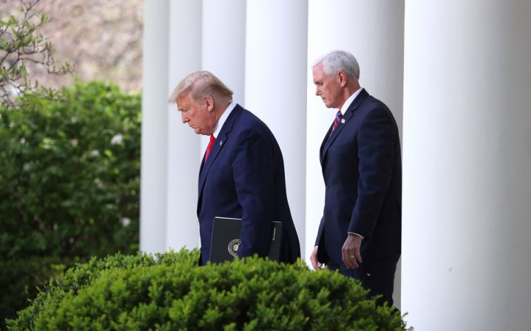 New York Times: Ο Τζον Κυριάκου ζήτησε απονομή χάριτος από τον Τραμπ