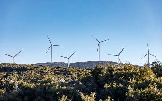H ανάπτυξη νέων αιολικών πάρκων υλοποιείται μέσω της Τέρνα Ενεργειακή, με συνολικό προϋπολογισμό άνω των 700 εκατ. ευρώ.