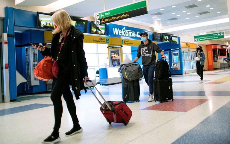 Βρετανία: Σε 10ημερη καραντίνα όλοι οι ταξιδιώτες από το εξωτερικό