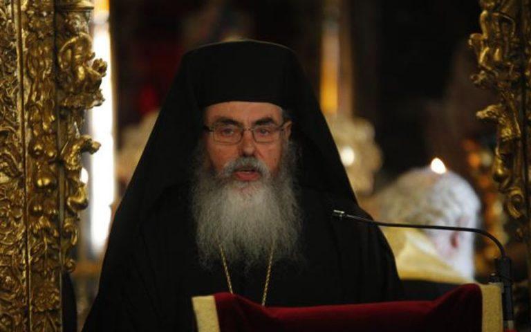 Κύπρος: Απεβίωσε από κορωνοϊό ο Αρχιγραμματέας της Ιεράς Συνόδου