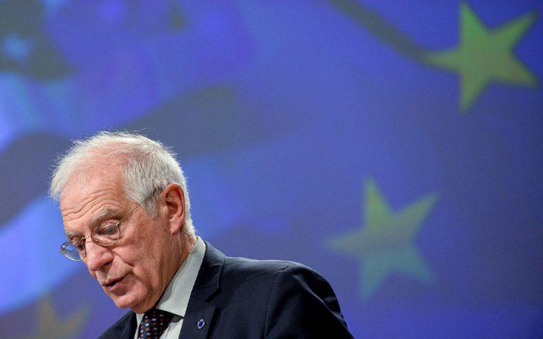 Ζ. Μπορέλ:  Ο Μπάιντεν πρέπει να συμβάλλει στην ανάσχεση της πανδημίας