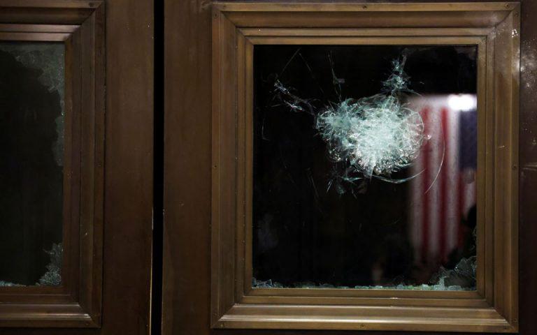 Παραιτήσεις στον Λευκό Οίκο μετά την εισβολή στο Καπιτώλιο