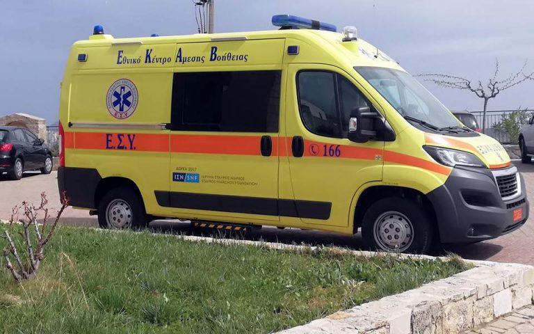 Θεσσαλονίκη: Σε κρίσιμη κατάσταση 3χρονο κοριτσάκι που έπεσε από μπαλκόνι