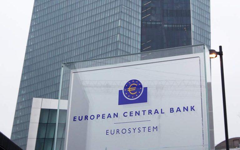 Σε στάση αναμονής η Ευρωπαϊκή Κεντρική Τράπεζα
