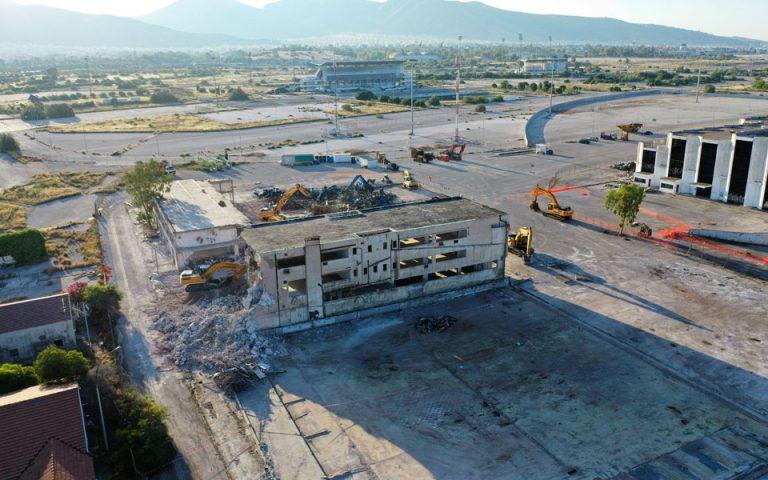 «Πράσινο φως» για τη δημιουργία χώρων αναψυχής στο Ελληνικό
