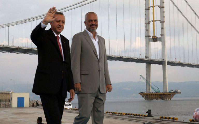 Διήμερη επίσκεψη Ράμα στην Τουρκία