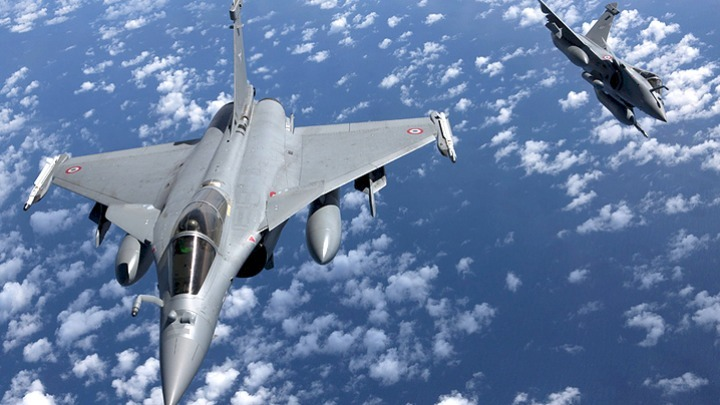 Μπαράζ υπερπτήσεων από τουρκικά F-16