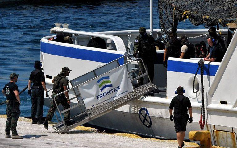 Υπό έρευνα ο εκτελεστικός διευθυντής του Frontex