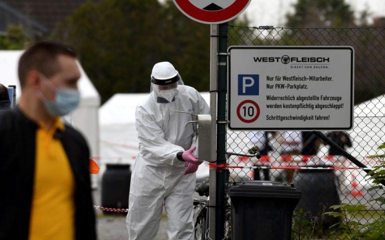 Γερμανία: Επείγουσα λήψη αυστηρότερων μέτρων εισηγούνται οι επιστήμονες