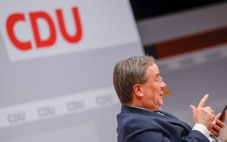 Ποιος είναι ο νέος πρόεδρος του CDU Άρμιν Λάσετ