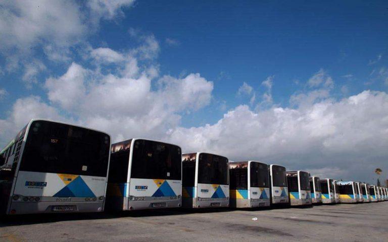Ολοκληρώθηκε ο διαγωνισμός για 300 λεωφορεία