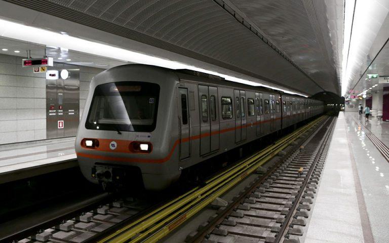 Κλείνουν τρεις σταθμοί Μετρό με εντολή της ΕΛ.ΑΣ.