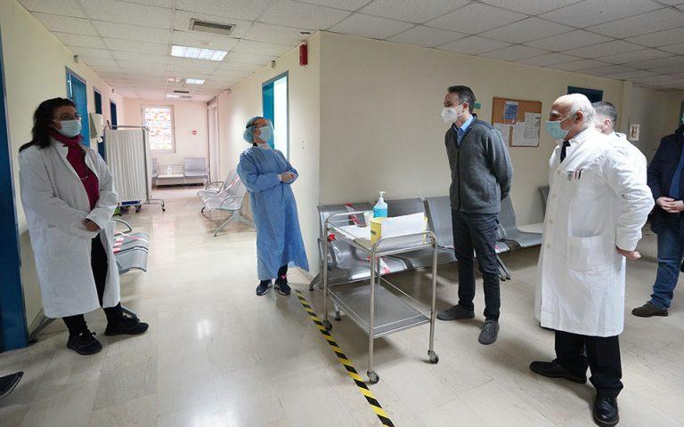 Κυρ. Μητσοτάκης: Η εκστρατεία εμβολιασμού προχωρά κανονικά