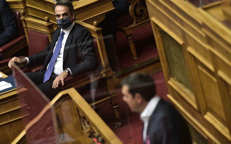 Οι πολίτες θέλουν εξάντληση της τετραετίας – Δημοφιλέστερος ο Κ. Μητσοτάκης