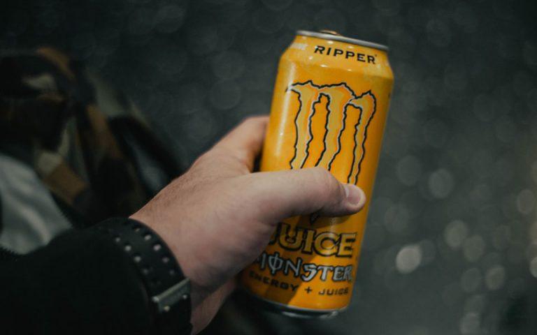Ανάκληση προϊόντων του ενεργειακού ποτού Monster