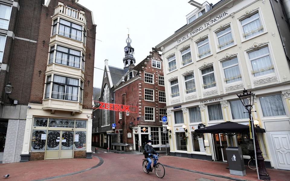 Ολλανδική παραδοχή: «Πιαστήκαμε απροετοίμαστοι» για τον εμβολιασμό