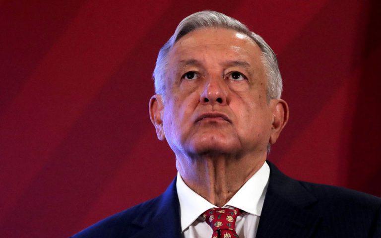 Θετικός στον κορωνοϊό ο Μεξικανός πρόεδρος
