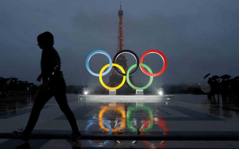 «Κανονικά οι Ολυμπιακοί αγώνες στο Παρίσι το 2024»