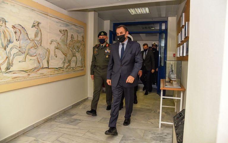 Ν. Παναγιωτόπουλος: Το σχέδιο αναβάθμισης των Ενόπλων Δυνάμεων