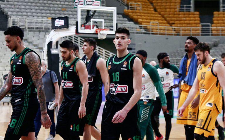 Νίκη για τους «Πράσινους»: Παναθηναϊκός-Κίμκι 94-78