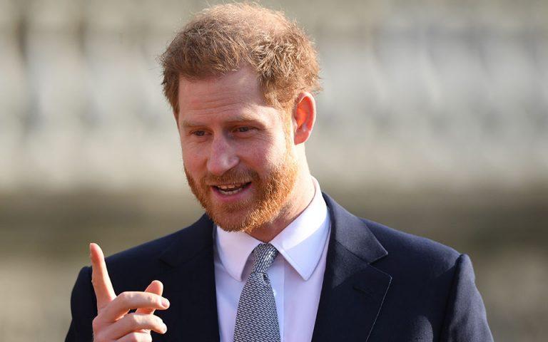 Πρίγκιπας Χάρι: Απειλή για τις δημοκρατίες η παραπληροφόρηση στα μέσα κοινωνικής δικτύωσης