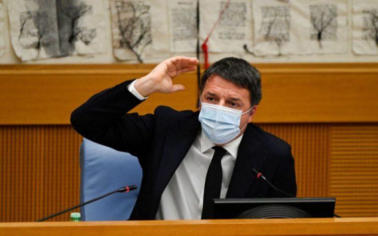 Ρέντσι: Σχηματισμός κυβέρνησης χωρίς τον Κόντε