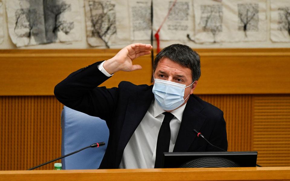 Ιταλία: Αποχωρεί ο Ρέντσι από τον κυβερνητικό συνασπισμό