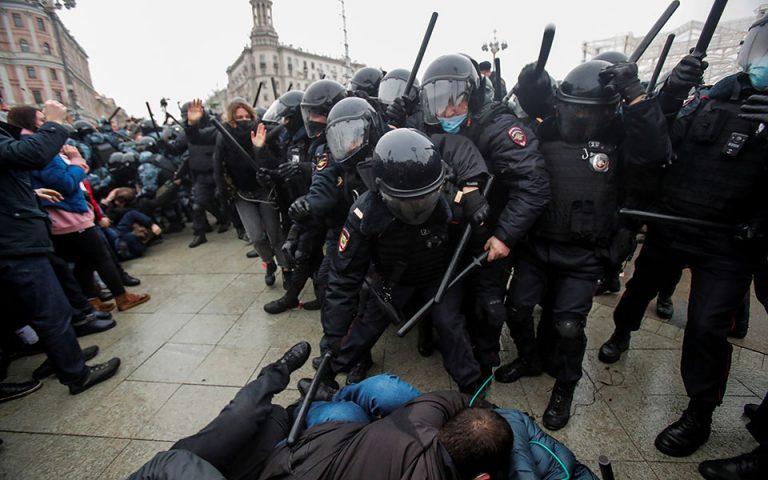 Ρωσία: Νέες διαδηλώσεις για τον Αλεξέι Ναβάλνι