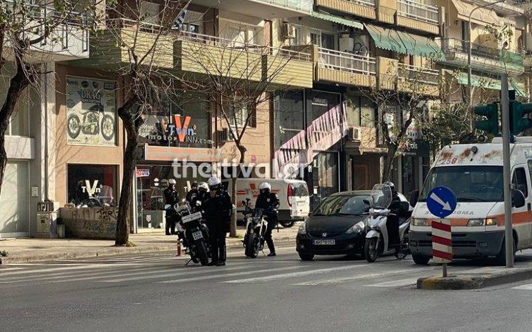 Θεσσαλονίκη: Πυροβολισμοί σε κεντρικό δρόμο – Δύο τραυματίες