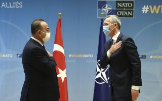 Φωτ.: Fatih Aktas/Turkish Foreign Ministry via AP