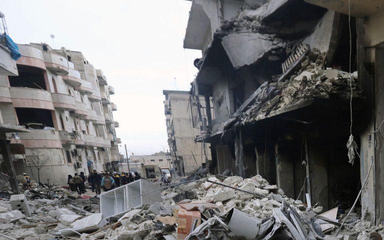 Συρία: Τρεις στρατιώτες νεκροί σε ενέδρα του Ισλαμικού Κράτους