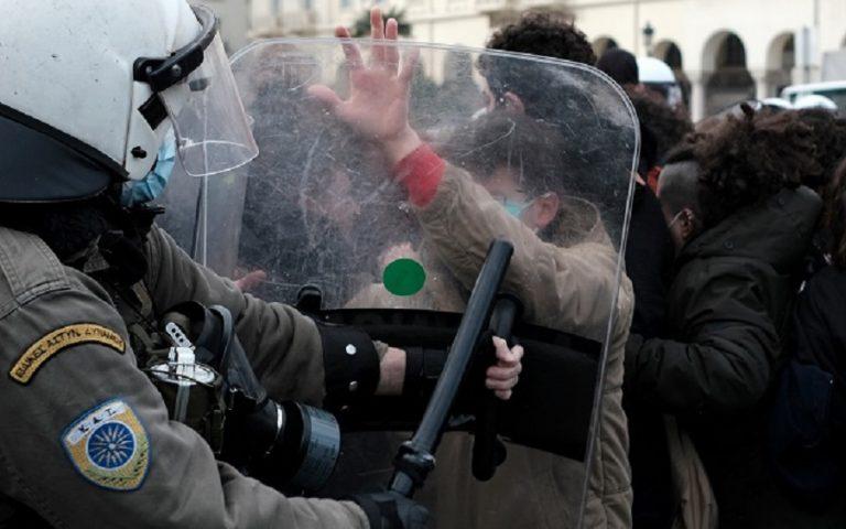 Θεσσαλονίκη: Ελεύθεροι με εισαγγελική εντολή οι τρεις διαδηλωτές