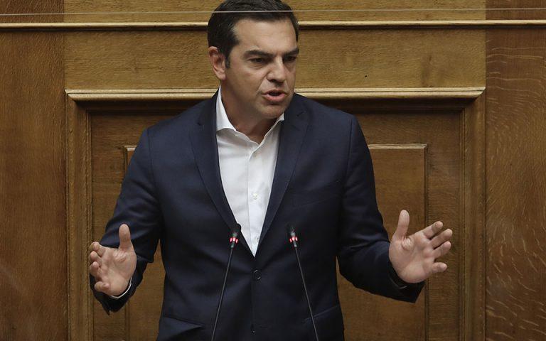 ΣΥΡΙΖΑ: Δεν αντέχεται τρίτο κύμα παλινωδιών της κυβέρνησης Μητσοτάκη