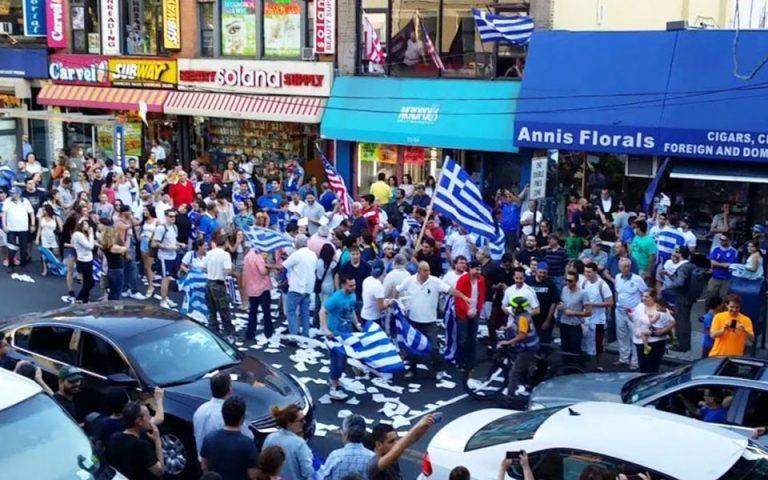 Η ελληνοαμερικανική ομογένεια γράφει τη δική της ιστορία