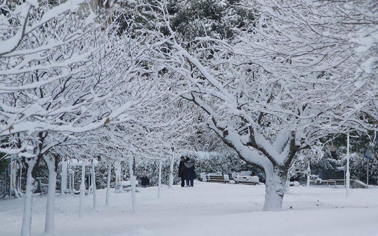 Προ των πυλών η κακοκαιρία «Λέανδρος» με χιονοπτώσεις και παγετό