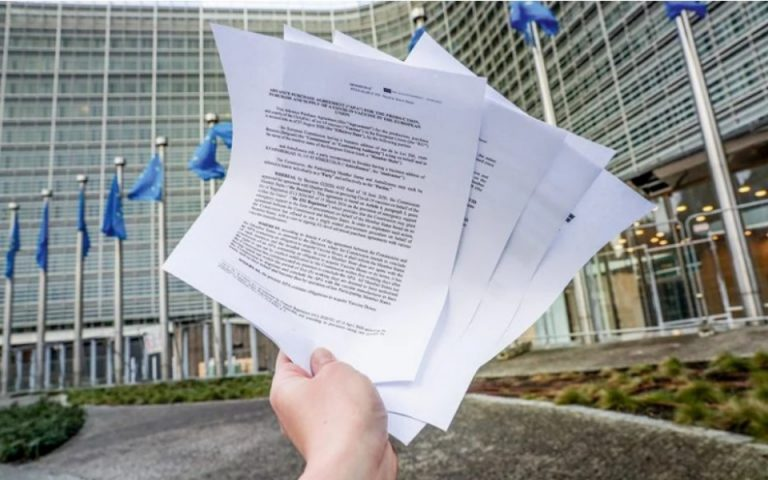 Κομισιόν: Έχουν εγκριθεί όλα τα αιτήματα για εξαγωγή εμβολίων εκτός Ε.Ε.