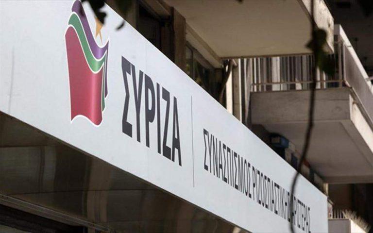 ΣΥΡΙΖΑ: Νέο ολικό lockdown είναι απόδειξη αποτυχίας