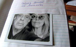 O Ρόμπερτ Φρανκ, η γυναίκα του Τζουν Λιφ και η αμφιθυμία της μνήμης (καρέ από την ταινία «Don't blink-Robert Frank»). © Robert Frank