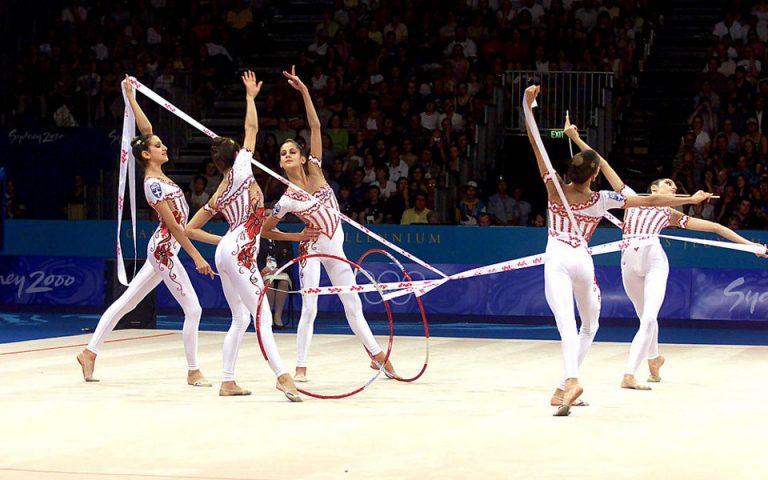 Μια πλειάδα «αστέρων» για την ελληνική γυμναστική