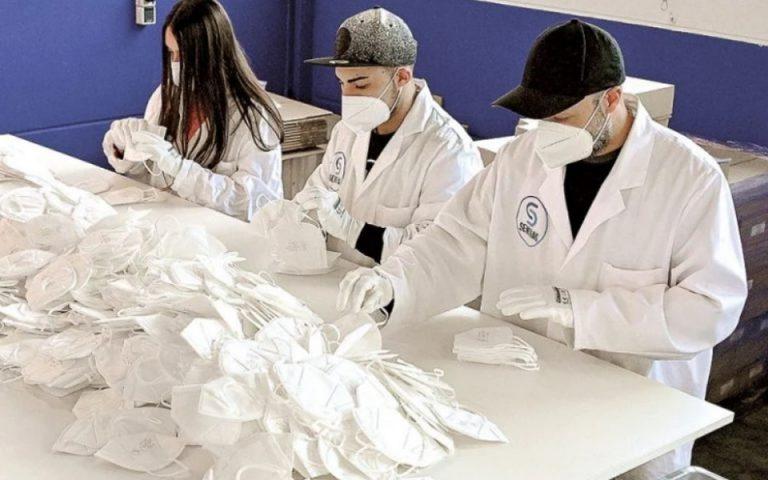 Η ιατρική μάσκα στη Γερμανία πλήττει τους Πορτογάλους