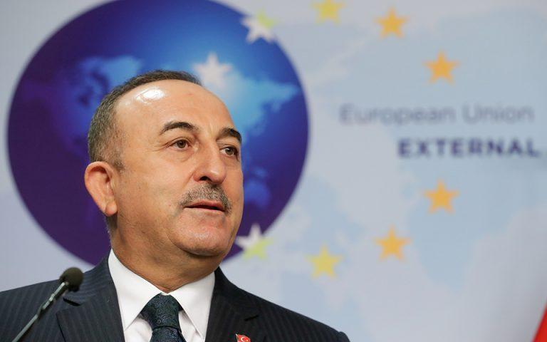 Τσαβούσογλου για Κυπριακό: Αν μοιράσουμε τα έσοδα, θα λυθεί το 50% του ζητήματος της Ανατ. Μεσογείου